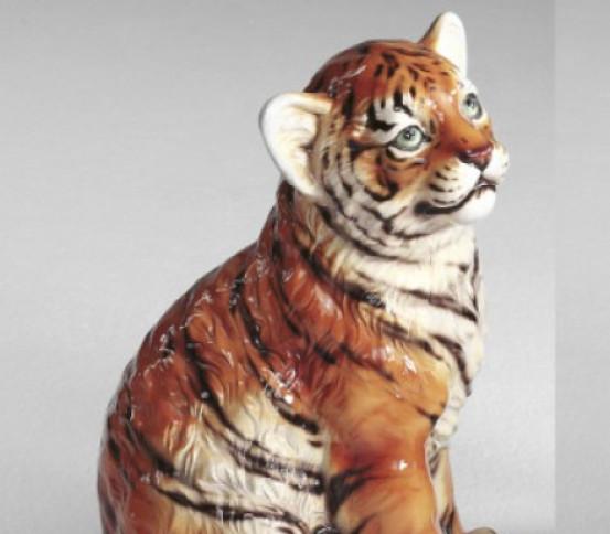 Tiger baby 56 cm