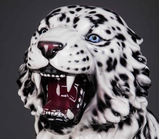 Snow leopard 92 cm