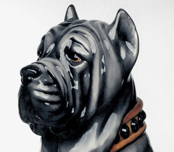 Neapolitanische Mastiff