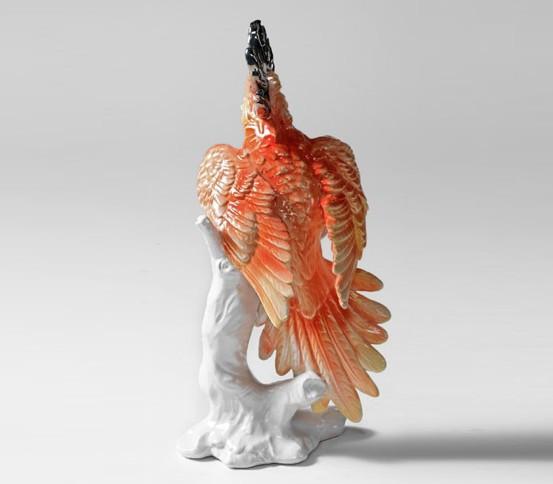 Cockatoo Ceramic