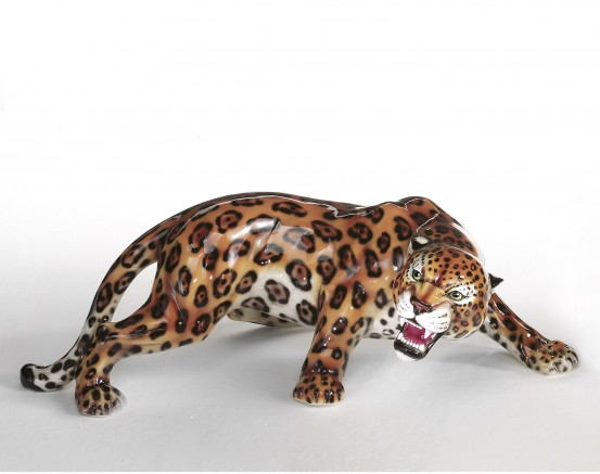 Jaguar lurking