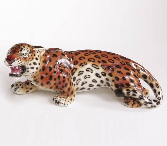 Acecho del leopardo