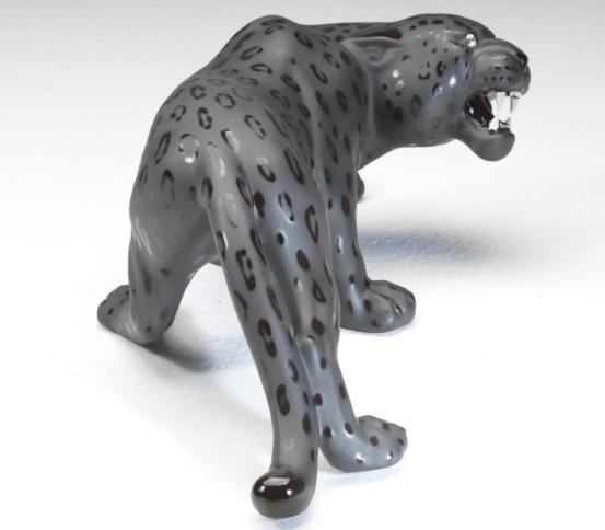 Lurking panther