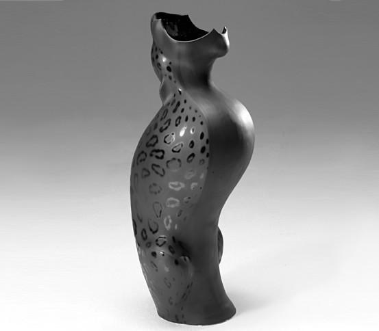 Vase panther