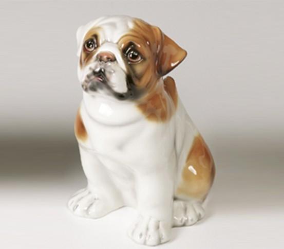 WC brush holder Bulldog