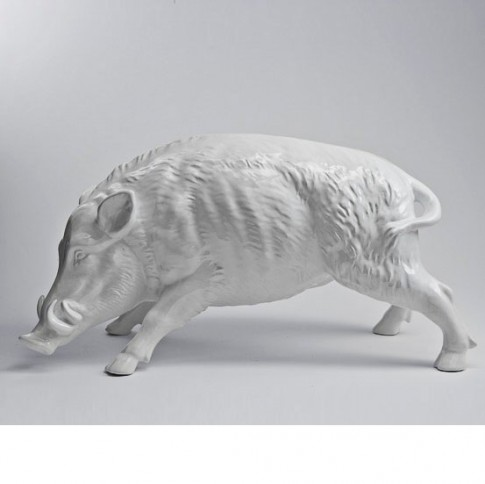 white hog