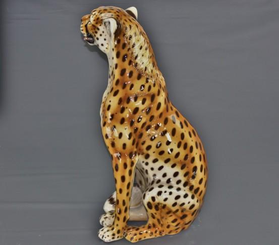 Ceramic Cheetah