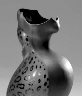 Zoomorphic vases
