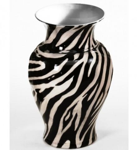 ceramic vase hand painted 51 cm