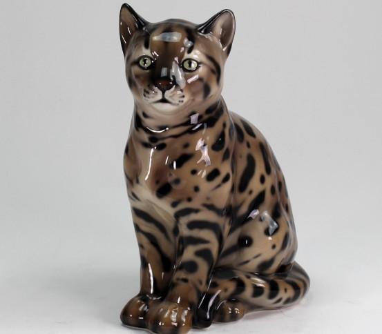 Gatto Mau Egiziano cm 42